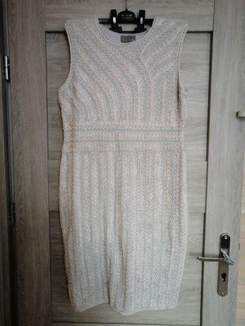 Błyszcząca sukienka roz XXL.