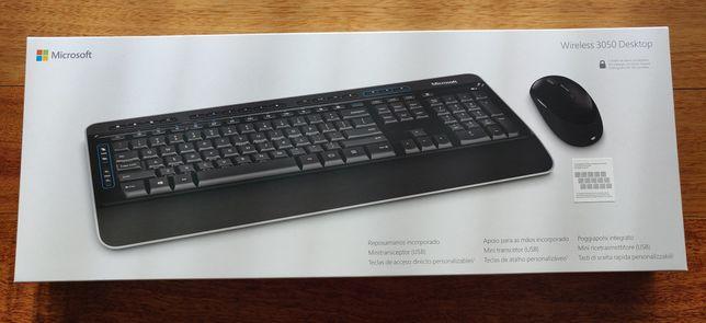 Microsoft desktop combo wireless 3050