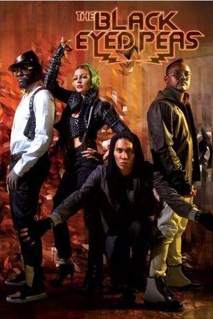 Posters novos Black Eyed Peas