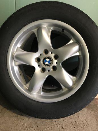 Диски BMW c резиной