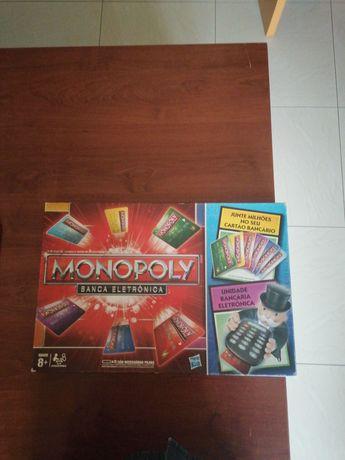 Monopoly Banca Eletrónica COMO NOVO