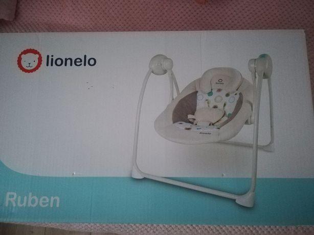 Leżaczek bujaczek Lionelo Ruben gwarancja.