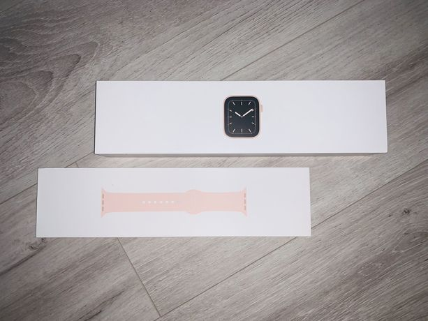Apple Watch 5 Series 40mm Gold