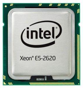 Процессор LGA2011 v1 Intel Xeon E5-2620 (6ядер, 12потоков)