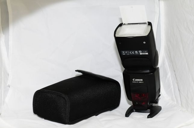 Canon 580 EX Mark II , стан нового. Мінімальне використання!
