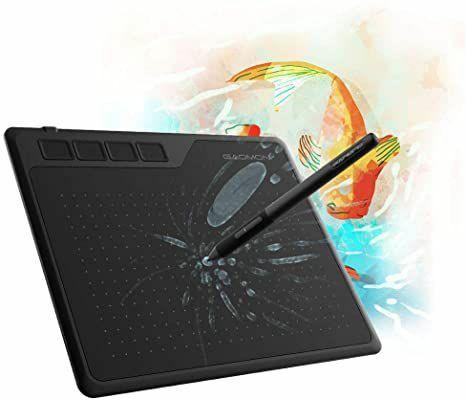 Для малювання Графічний планшет gaomon h420 wacom + чехол