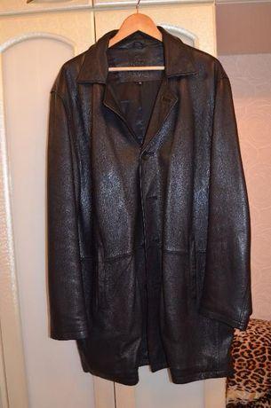 Кожаный мужской фрэнч 54 размер