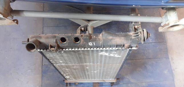 Радіатор охолодження основний для Opel Vectra B 1.6