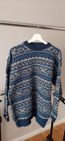 Sweter Shetland