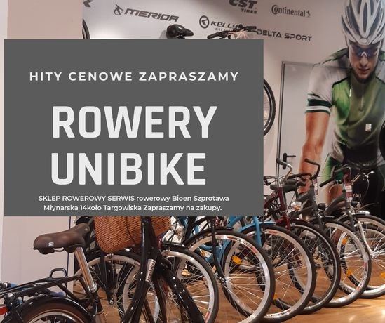 Serwis Rowerowy wymiana dętek i opon Szprotawa Młynarska 14