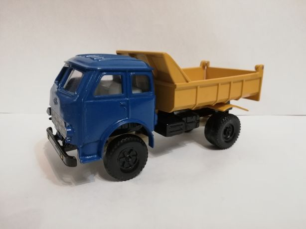 Модель самосвал МАЗ 503 1:43 СССР машинка грузовик, Кострома