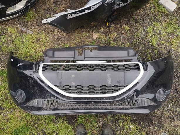 Peugeot 208 przedni zderzak kompletny ATV