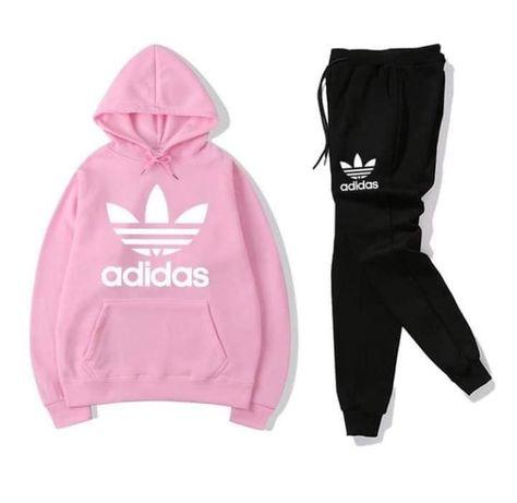 Dresy damskie z logo Adidas kolory S-XL!!!