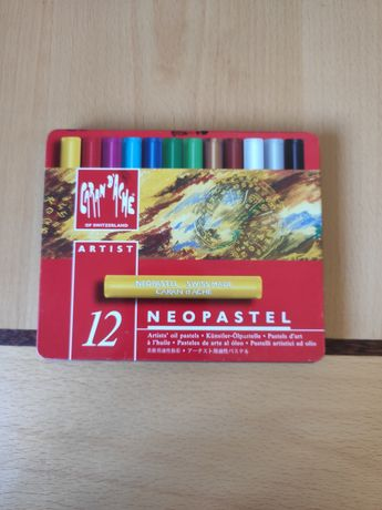 Caran d'Ache Neopastel - pastel de óleo