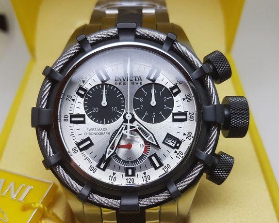 Nowy zegarek INVICTA BOLT SPORT 90024 SWISS MADE komplet gwarancja 24m