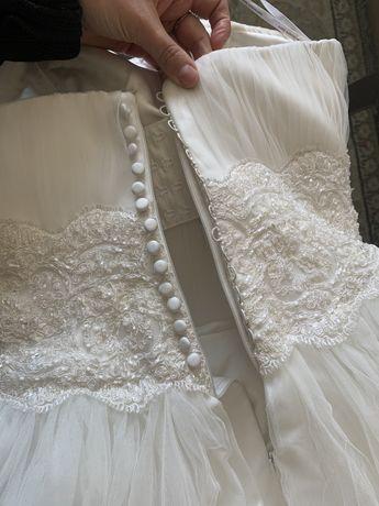Свадебное платье Aire Barcelona (Испания)