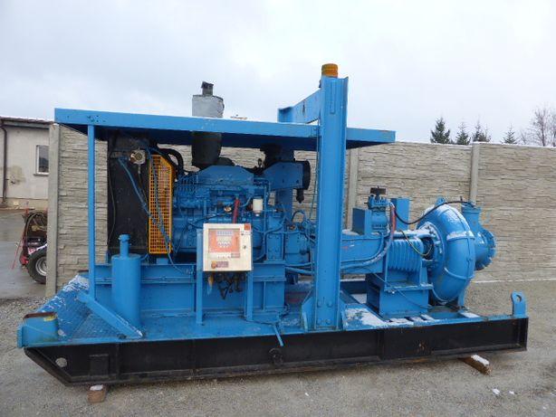 Pompa do przerzutu wody SYKES CP300IPE wydajność 1602 m3/