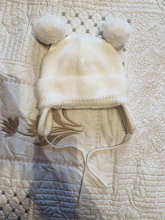 Детская осенняя шапка Matalan 6-12 месяцев!!! Киев - изображение 1