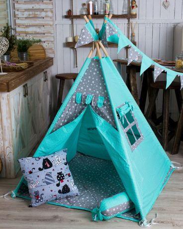 Вигвам. Игровой домик. Детская палатка. Лучшая цена!