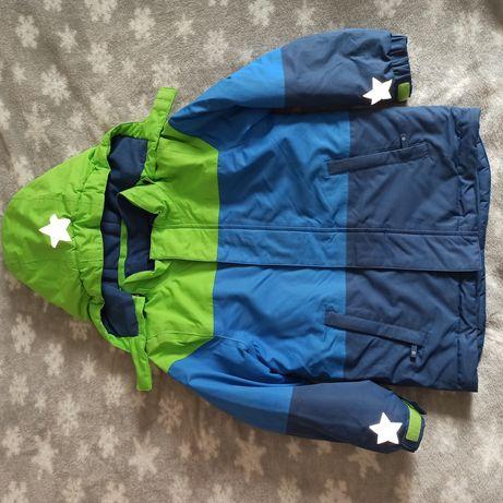 Куртка зимняя Lupilu, Tchibo на 5-6лет.