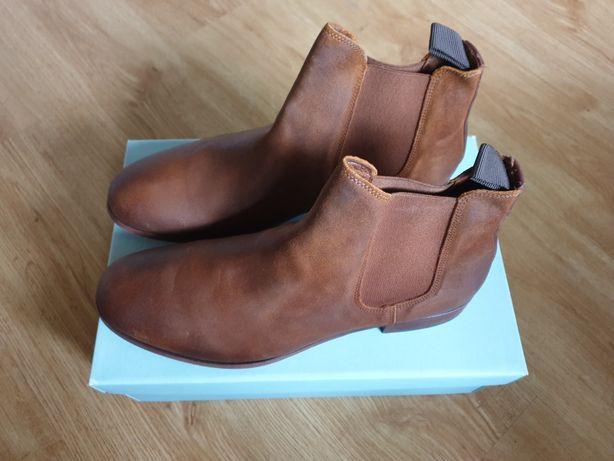 Buty sztyblety Shoe The Bear rozmiar 44