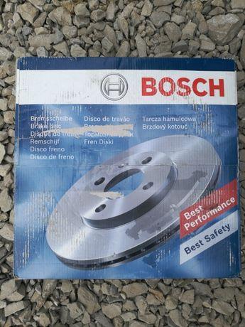 Tarcze hamulcowe Bosch - Chrysler Voyager IV - NOWE