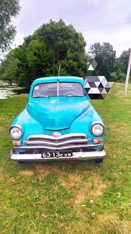 Автомобиль ГАЗ 20м Победа