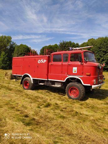 IFA w50 LA 4x4 specjalny pożarniczy  zamiana
