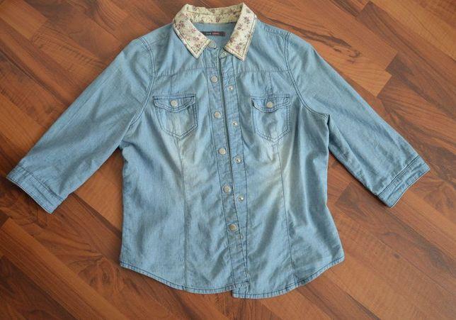 Продам джинсову сорочку