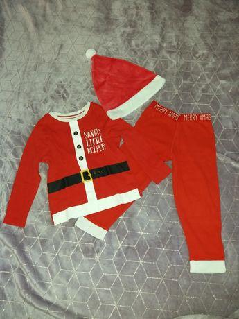 Новогодний костюм Санта.