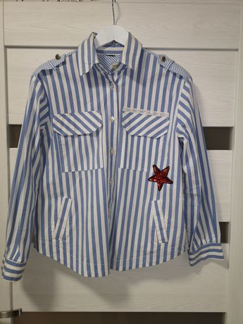 Koszula włoska L, 40 firmy Maryley