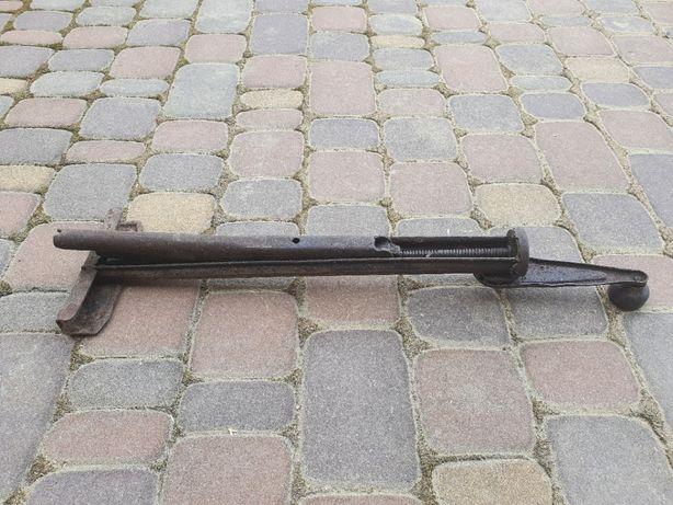Домкрат винтовой механический СССР