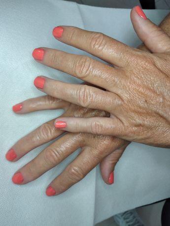 Manicure e Pedicure  ao domicilio