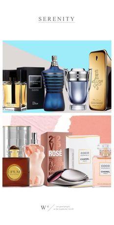 Perfumes Serenity