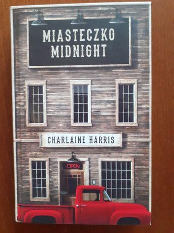 "Książka ""Miasteczko Midnight"" Charlaine Harris"