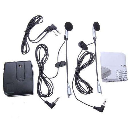 Intercomunicador auricular mota (NOVO E EMBALADO)