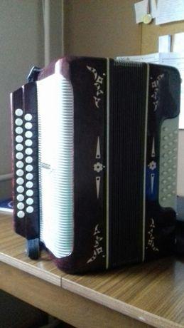 Stary akordeon białoruś