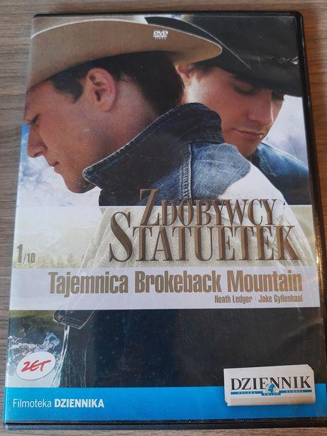 Film DVD Tajemnica Brokeback Mountain