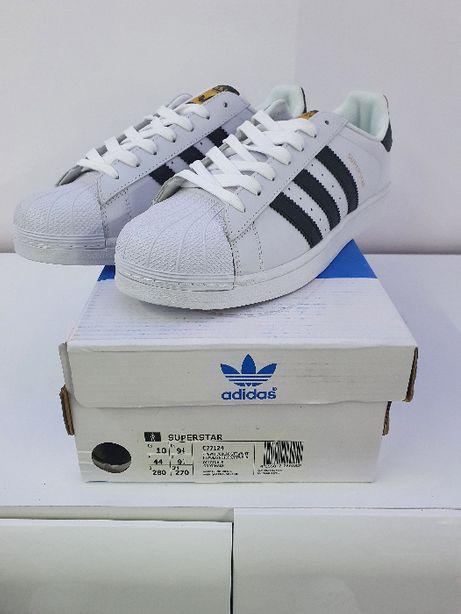 Nowe Buty Adidas Superstar C77124 Roz 44 - 28cm