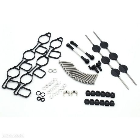 Kit reparação coletor Admissão Audi A4 A5 A6 A8 Q7 2.7 e 3.0 TDI  e Vw Touareg   NOVO