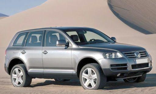 Разборка Volkswagen Touareg