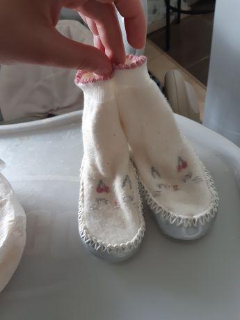 Пінетки тапочки носочки 13 см