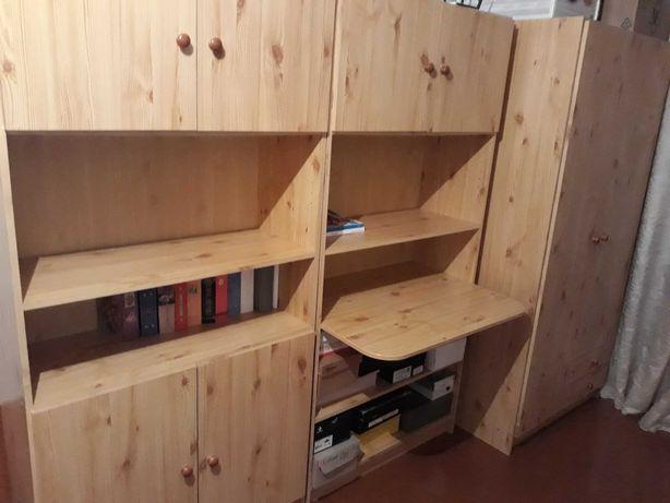 Мебель для детской, комплект стенка и кровать