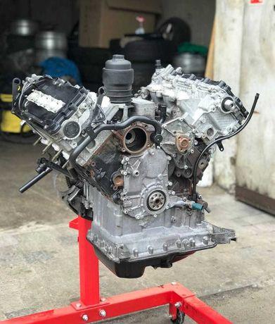 Двигатель Volkswagen Touareg 3.0 TDI V6 CASA CAS Двигун Мотор Таурег