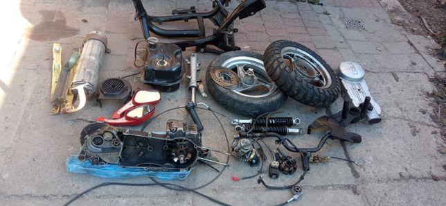 Разборка скутера Viper Storm 150cc