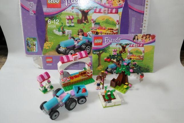 Lego Friends - 41026 - Owocowe zbiory - traktor,