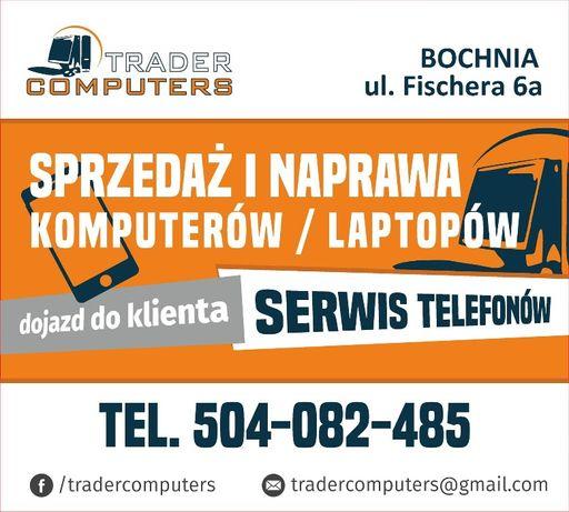 Naprawa - serwis Komputerów Laptopów Telefonów BOCHNIA
