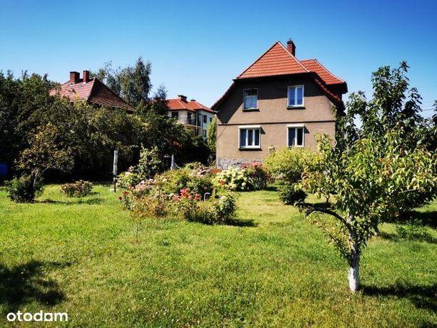 Krzyki, teren 1560m2, dom przedwojenny; 1730.000zł
