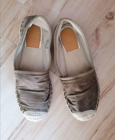Espadryle buty damskie