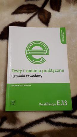 Podręcznik do zawodu technik informatyk.